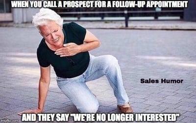 old lady sales meme