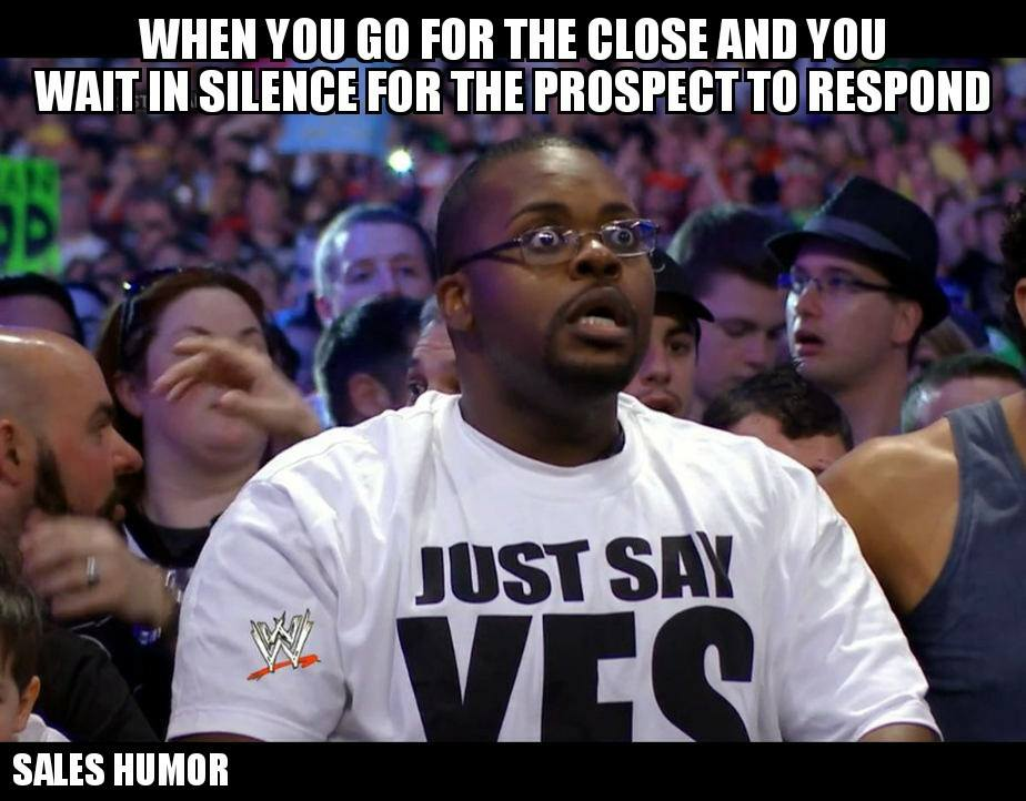 wwe sales meme