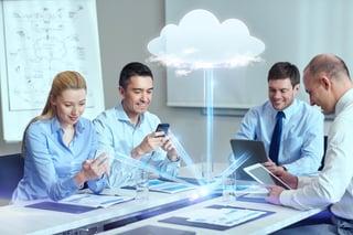 cloud equipment financing