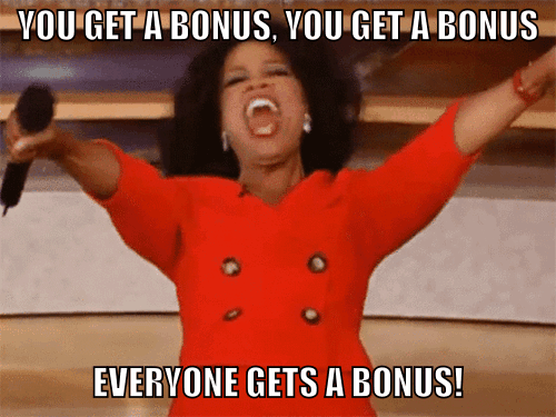 Everyone gets a bonus who uses TAMCOnnect Plus Technology Solution Provider Profit sharing parnter program