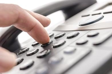 business telephony equipment