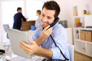 Learn about the pros and cons to leasing vs. buying your phone system